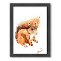 Suren Nersisyan Squirrel Wall Art