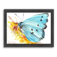 Americanflat Suren Nersisyan Holly Blue Butterfly Wall Art