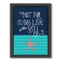 Americanflat Jilly Jack Designs Nautical Starfish Wall Art