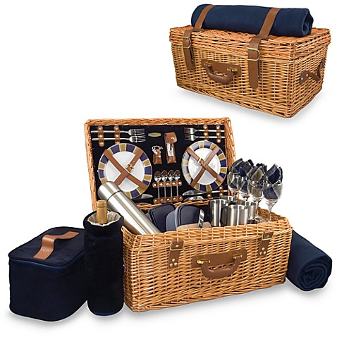 Windsor Picnic Basket Bed Bath Amp Beyond