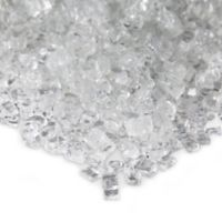 Real Flame® Reflective Fire Glass in Ice