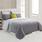 Kensie Ingrid King Comforter in Grey