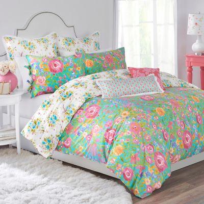 buy pink twin comforter set from bed bath beyond. Black Bedroom Furniture Sets. Home Design Ideas