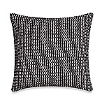 Kenneth Cole New York Escape Square Throw Pillow in Slate