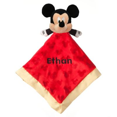 Disney personalized gifts from buy buy baby stuffed animals disney mickey mouse blankie plush negle Image collections