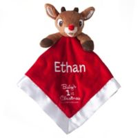 "First Christmas ""Rudolph the Red-Nosed Reindeer"" Christmas Special Rudolph Blankey Collection"