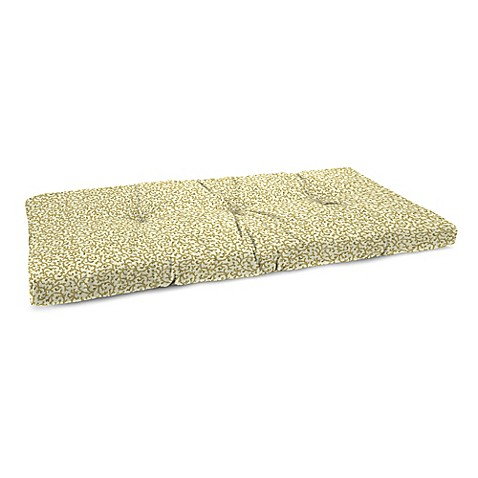 Buy Tufted Bench Cushion In Tan From Bed Bath Beyond