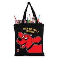 Clifford Trick-Or-Treat Bag in Black