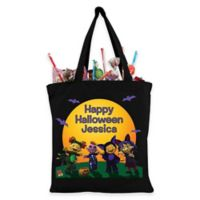 Sid The Science Kid Trick-Or-Treat Bag in Black