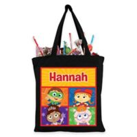 Super Why! Super Readers Trick-or-Treat Bag in Black