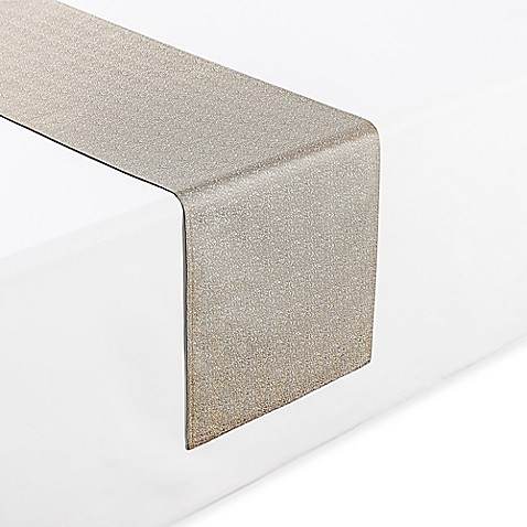 Buy waterford essentials tory 120 inch table runner in for 120 inch table