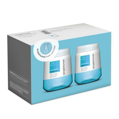 Fragrance Free Foaming Hand Soap  Set of. Buy Hand Soap Dispensers from Bed Bath   Beyond