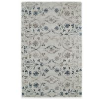 Kaleen Divine Vines 5-Foot x 7-Foot 9-Inch Area Rug in Linen