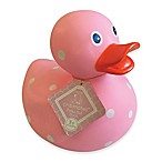 cribmates™ Polka Dot Duck in Pink