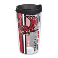 Tervis® Temple University Owls 16 oz. Pride Wrap with Lid
