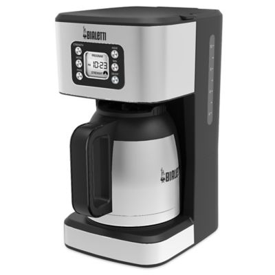 Italian Coffee Maker Bed Bath And Beyond : Buy BonJour Riviera 8-Cup French Press with Coaster and Coffee Scoop from Bed Bath & Beyond
