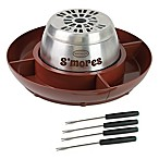 Nostalgia™ Electrics Lazy Susan S' Mores Maker