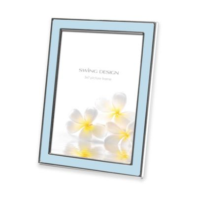 5-Inch Blue Picture Frame from Buy Buy Baby