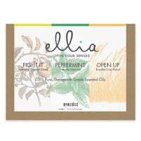 "Ellia Essential Oil: ""Breathe Deep"" Signature Blends (Set of 3)"