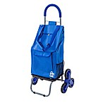 Stair Climber Trolley Dolly in Blue