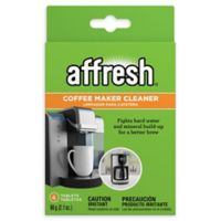 Affresh® 4-Pack Coffee Maker Cleaner