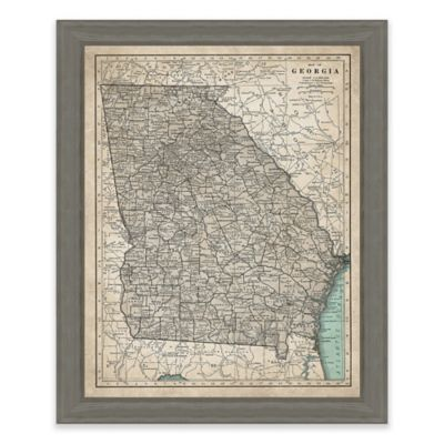 Map Wall Art buy map wall art from bed bath & beyond