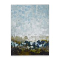 Madison Park Signature Abstract Land Gel Coated Canvas Wall Art