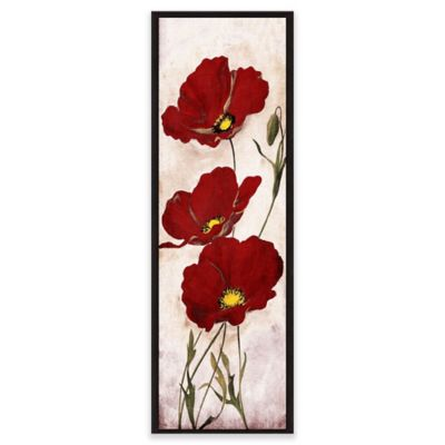 Buy Framed Floral Art from Bed Bath & Beyond