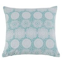 Kensia Laramie 20-Inch Square Throw Pillow in Mint