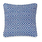 Anthology™ Marrakesh Vibe 18-Inch Square Throw Pillow in Indigo