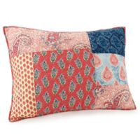 Jessica Simpson Grace Standard Pillow Sham in Blue