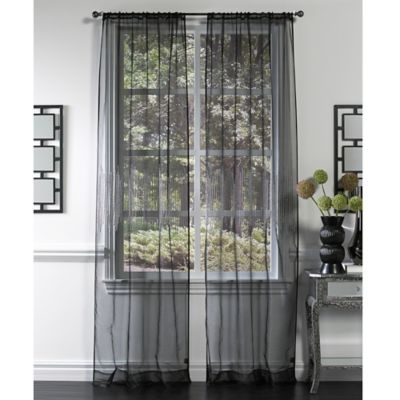 Pictures Of Black Sheer Curtains Curtain Menzilperde Net