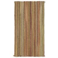 Capel Nags Head Striped 2-Foot x 8-Foot Multicolor Runner