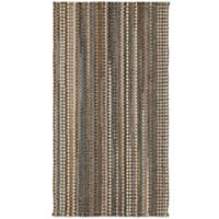 Capel Nags Head Striped 8-Foot x 11-Foot Area Rug in Tan
