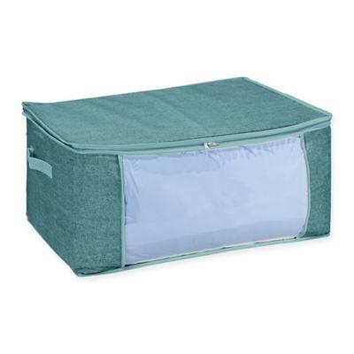 Simplify Blanket Storage Bag in Blue  sc 1 st  Bed Bath u0026 Beyond & Buy Clothing Storage Bags from Bed Bath u0026 Beyond