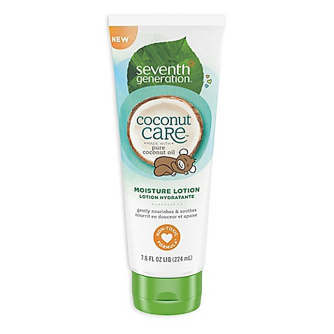 Seventh Generation™ Coconut Care™ 7.6 oz. Moisture Lotion