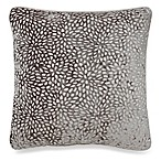 Karst 20-Inch Square Throw Pillow in Light Grey