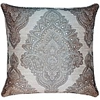 Eternity Multi Square Throw Pillow