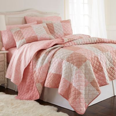 Buy Pink Full Queen Quilt from Bed Bath & Beyond : full queen quilts - Adamdwight.com
