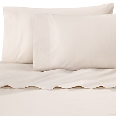 Williamsburg 400 Thread Count Full Sheet Set In Ivory