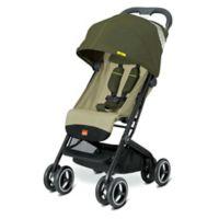 GB Qbit Plus Stroller in Lizard Khaki