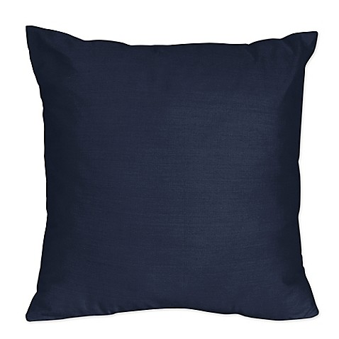 Sweet jojo designs space galaxy throw pillow in navy set for Space design blanket
