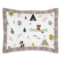 Sweet Jojo Outdoor Adventure Pillow Sham