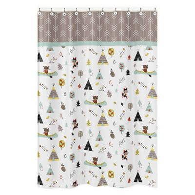 Buy All in One Shower Curtains from Bed Bath & Beyond