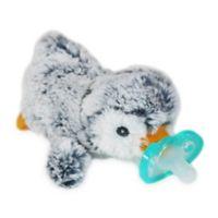 RaZ-Buddy Penguin Pacifier Holder w/NewBorn Pacifier