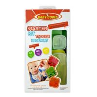 Petite Creations Storage Baby Cubes Starter Kit in Clear (Set of 10)