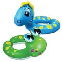 Animal 2-Pack Dino/Frog Split Tube