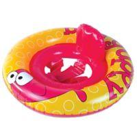 Poolmaster Under the Sea Baby Rider in Orange/Red