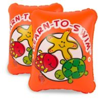 Learn-To-Swim™ 2-Pack Arm Floats in Orange