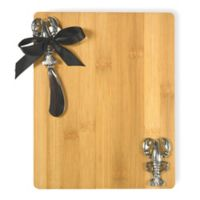 Boston International Lobster Cutting Board and Spreader Set